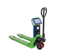 Heavy Duty Pallet truck with integrated scales