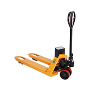 1170mm x 550mm 2000kg Weigh   Go Pallet Truck