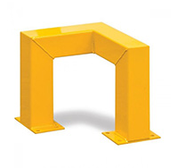 Low Level Corner Protector Barriers
