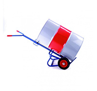 Loadtek Drum Truck - 210 Litre Steel Drums