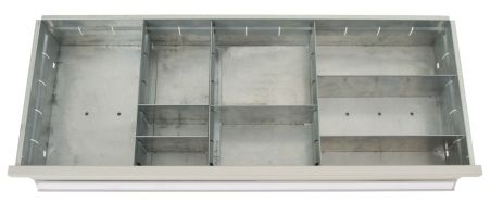 Expo 4 Shelving Roll out Drawer Components