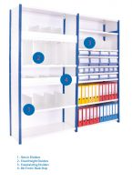 Expo 4 System - Accessories - White