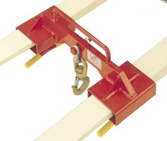 Fork mounted hook for KI400 and KIE400 only