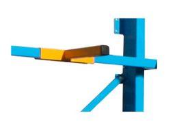 Vertical Storage Racks with Bar Divider - Additional Divider