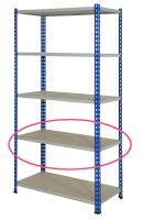J Rivet Shelving - Chipboard Shelves Only