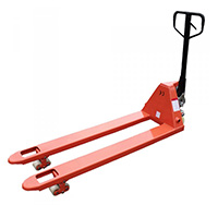 1800mm x 540mm 2000kg Extra Long Fork Hand Pallet Truck