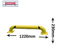 Yellow Low Profile Safety Guard