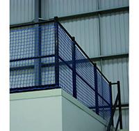 Mezzanine Handrail Netting  per square metre