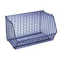 Thumbnail Wire Storage Basket 600w x 460d x 350h mm