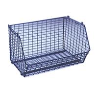 Wire Storage Basket 600w x 460d x 350h mm