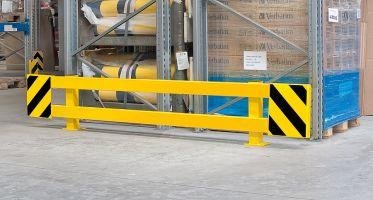 Adjustable Racking End Frame Protectors - Legs