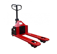 1150mm x 545mm Semi Electric Pallet Truck