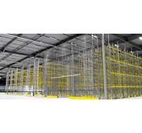 Caelum Industrial Mesh Partitions
