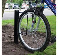 Single Sided Bike Rack for 1 Bike