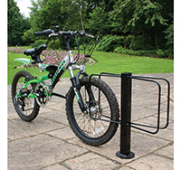 Double Sided Bike Rack for 2 Bikes