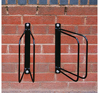 Thumbnail 60 Degrees Wall Mounted Bike Rack