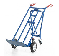 Thumbnail 3 Position Convertible Sack Truck - 250kg Capacity