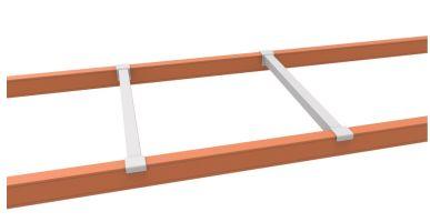 Standard Support Bar for Pallet Racking