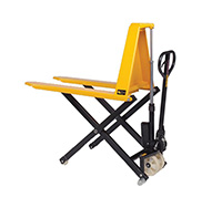 1200mm x 680mm 1500kg High Lift Manual Hand Pallet Truck