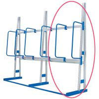 Vertical Racking Extension Bay