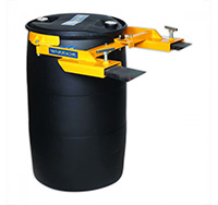 Warrior Automatic Plastic Drum Clamp
