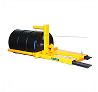 Warrior Fork Lift Truck Mounted Drum Positioner