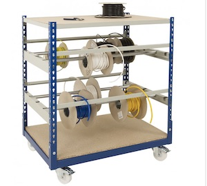 UK Supplier of Cable & Coil Racks