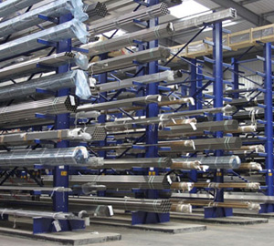 UK Supplier of Cantilever Racking
