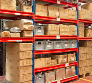 UK Supplier of Longspan Shelving