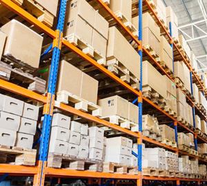 UK Supplier of Pallet Racking