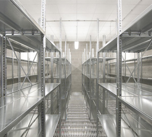 UK Supplier of Shelving
