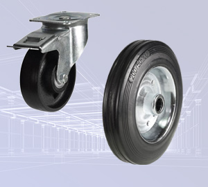 UK Supplier of Castors and Wheels