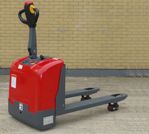 UK Supplier of Pallet Truck Options