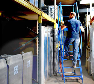 UK Supplier of Steps, Ladders & Platforms