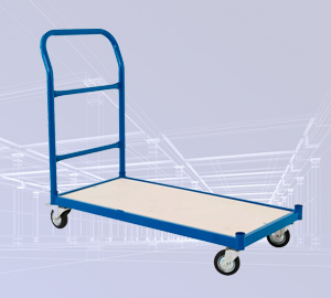 UK Supplier of Trucks & Trolleys