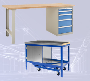 UK Supplier of Workbenches