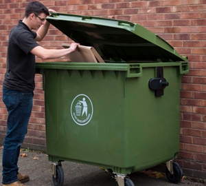 UK Supplier of Waste & Recycling Bins